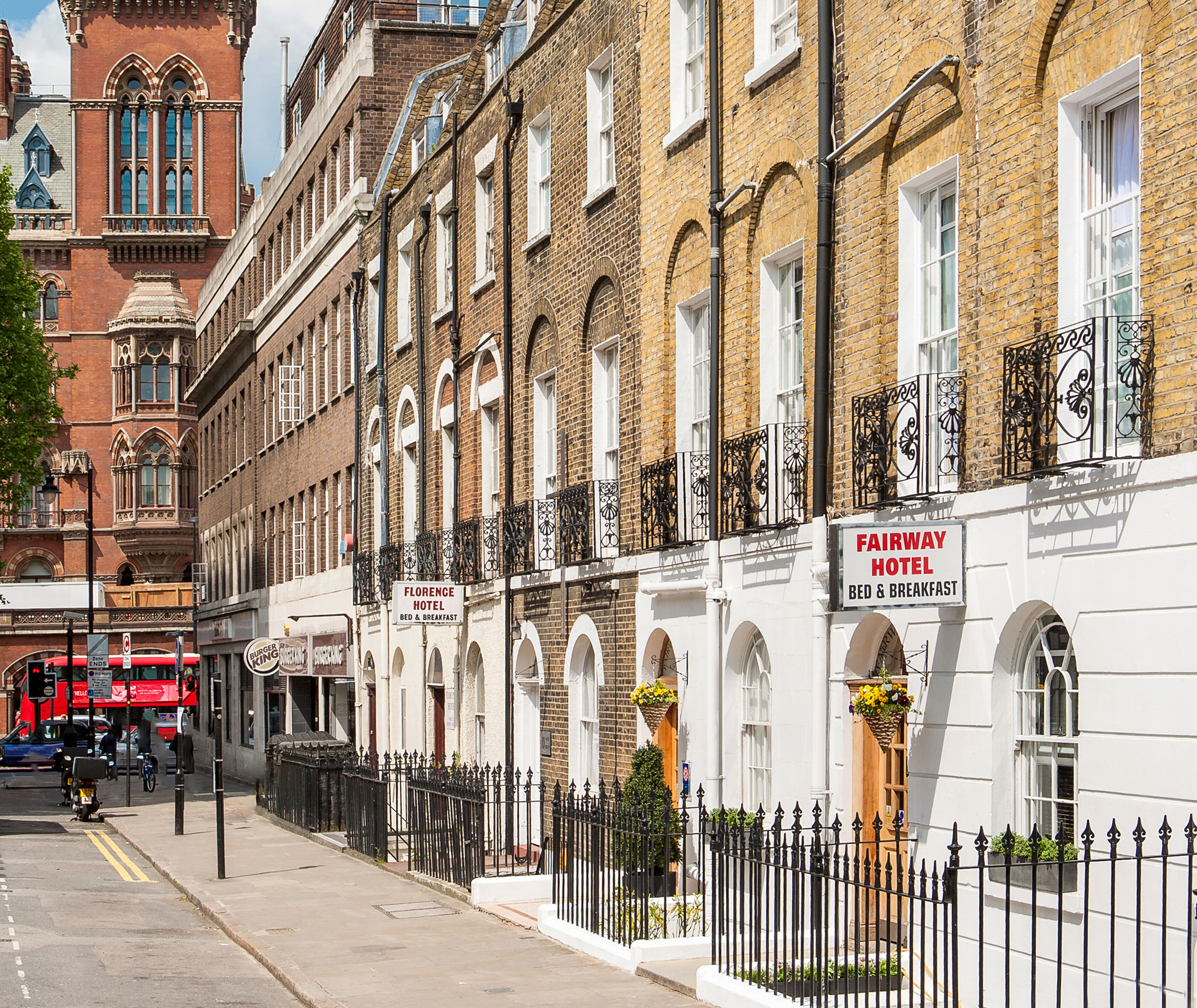 Places to Visit | Fairway Hotel London